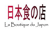 La boutique du Japon