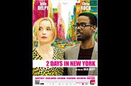 affiche 2 days in new york