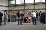 Tournage-du-clip-de-Dancing-Dead