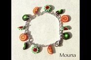 Bracelet Salade de fruits 1  VENDU