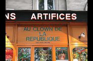 Clown de la Rpublique