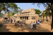 MAHABALIPURAM rathas75