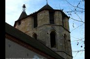 08 Clocher - Eglise de Daumazan-sur-Arize