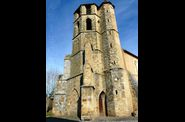 09 Clocher - Eglise de Daumazan-sur-Arize