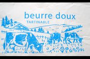 vache, Beurre doux, Ier prix