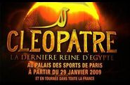 Cleopatre La comdie Musicale