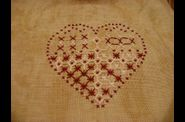 Coeur faon broderie Suisse 002