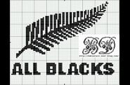 all blacks  grille gratuite bdcouture