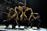 Madonna MDNA Tour Photos Dress Rehearsals 04