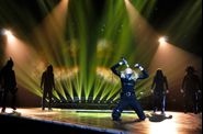 Madonna MDNA Tour Photos Dress Rehearsals 09