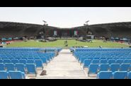 Madonna MDNA Tour Abu Dhabi stage 17 final setup