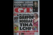 Madonna MDNA Tour 20120705 Gothenburg newspapers UCE 02