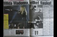Madonna MDNA Tour 20120705 Gothenburg newspapers UCE 04