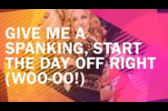 Madonna B-Day Song Lyrics Video 05