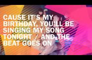 Madonna B-Day Song Lyrics Video 06