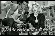 Fabio is addicted to Madonna