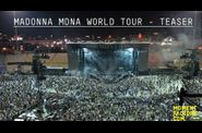 Madonna MDNA Tour 20120827 Moment Factory teaser