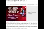 Madonna interview on NRJ 20120531 3