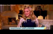 Madonna ABC interview Lady Gaga Born This Way 2
