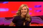 Madonna The Graham Norton Show BBC One 20120113 11