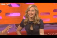 Madonna The Graham Norton Show interview 03 Lady Gaga