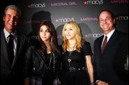 Madonna Material Girl launch party Macy's NY 20100922 082