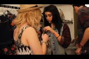 Material Girl Spring 2011 Collection Behind The Scenes 27