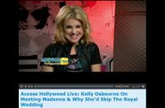 Kelly Osbourne On Meeting Madonna 1