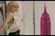 Material Girl Kelly Osbourne models for Madonna 07
