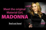 Meet the original Material Girl Madonna 20100922 NY 1