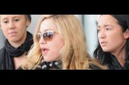Madonna arrives in London 20110403 16