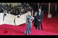 Madonna Met Gala 2011 NY 20110502 video AP 4