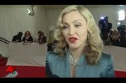 Madonna Met Gala 2011 NY 20110502 video AP 7