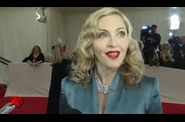 Madonna Met Gala 2011 NY 20110502 video AP 8