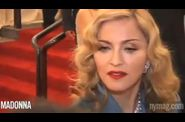 Madonna Met Gala 2011 NY 20110502 video NYmag 2