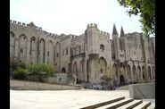 Avignon - Le Palais des Papes