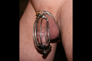 Chastity Cock Cage Métal 2-004