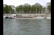 Don Juan II, Yatchs de Paris