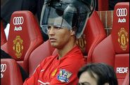 christiano-ronaldo-under-salon-hair-steamer-dryer