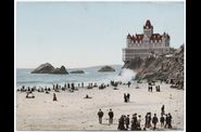 Photochromes-The Cliff House, San Francisco, c. 1902