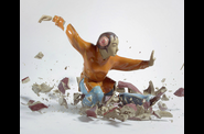 Crashing Porcelain Figurines by Martin Klimas2