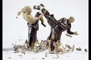Crashing Porcelain Figurines by Martin Klimas3