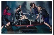 Collections by Steven Meisel (Vogue Italia July 2012) 8