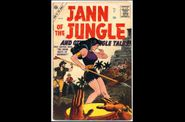 bill everett-jann jungle-17 june 1957