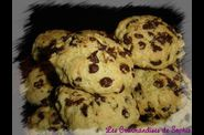 cookies croustillants
