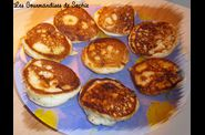 blinis assiette