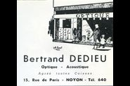optique Bertrand Dedieu