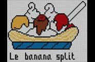 banana split