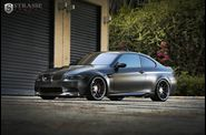 2012 Strasse forged - BMW M3 E92 Frozen Black édition 3