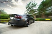 2012 Strasse forged - BMW M3 E92 Frozen Black édition 5